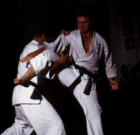 karate block 1