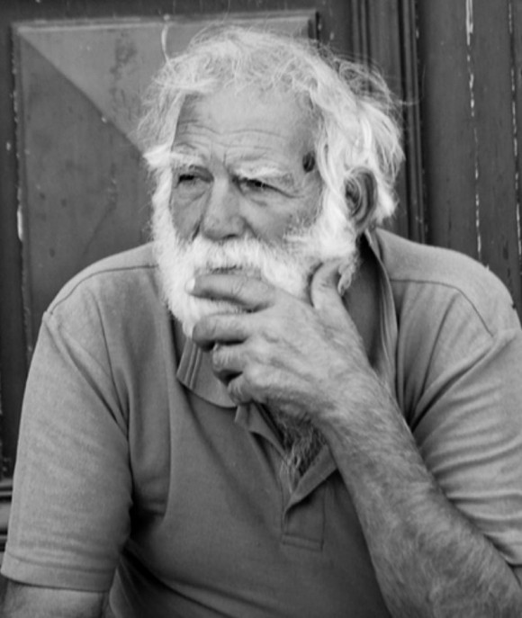 old man greek
