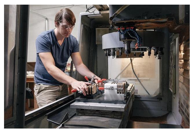 Izrada na CNC mašini