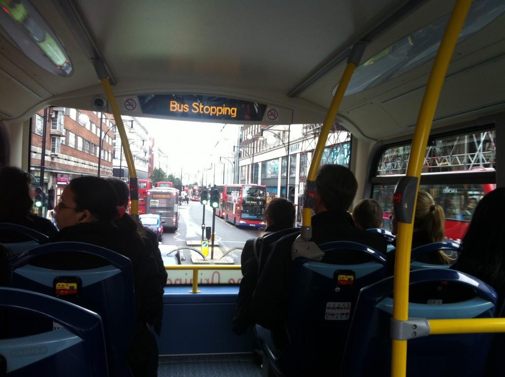лондонски аутобус