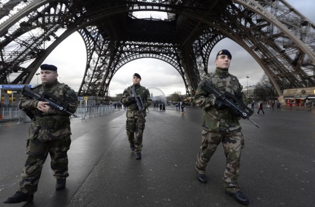 Francuska u strahu