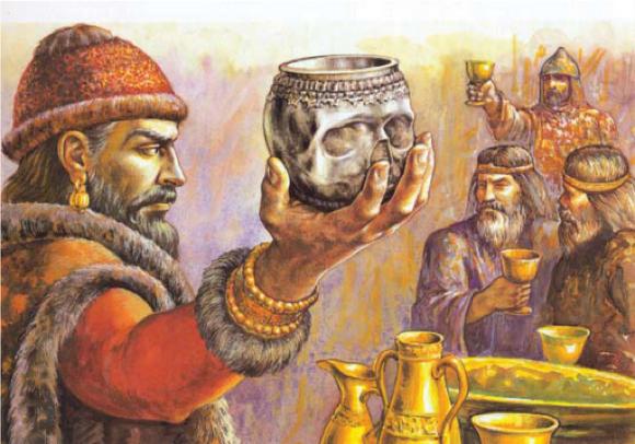 Bulgarian Khan Krum1
