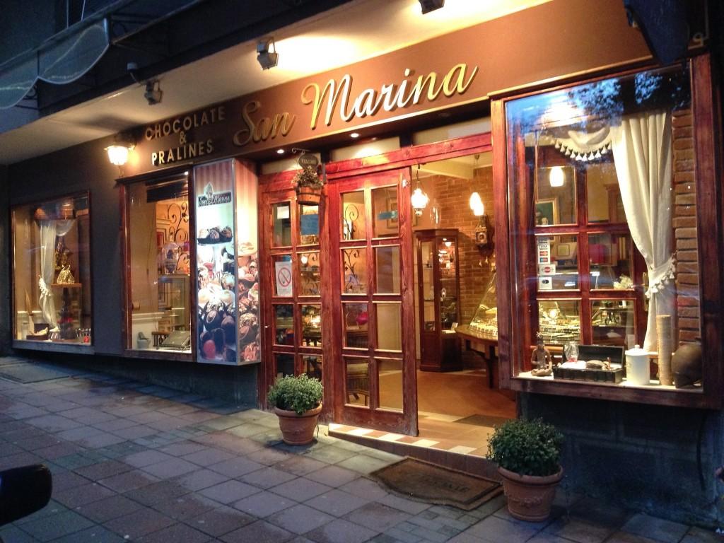 Бутик чоколаде Сан Марина