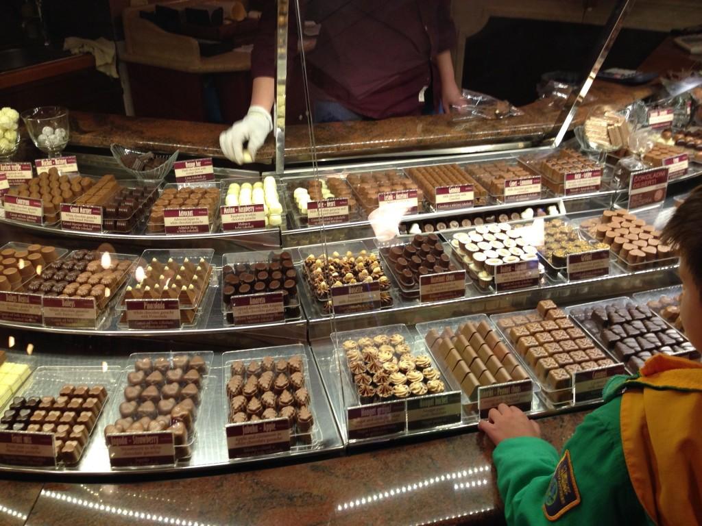 бутик чоколаде Београд