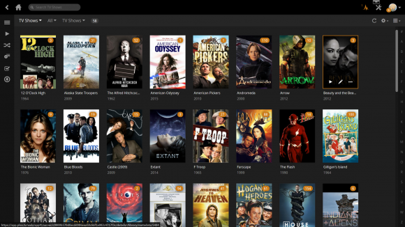 Plex - make your home Netflix