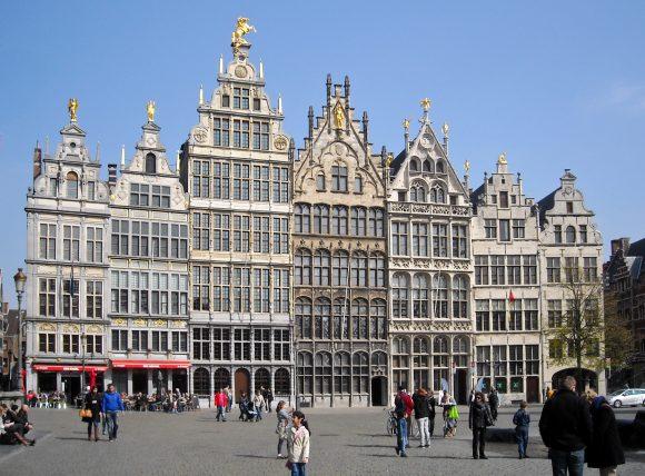 Antwerpen Grote Markt 20120406
