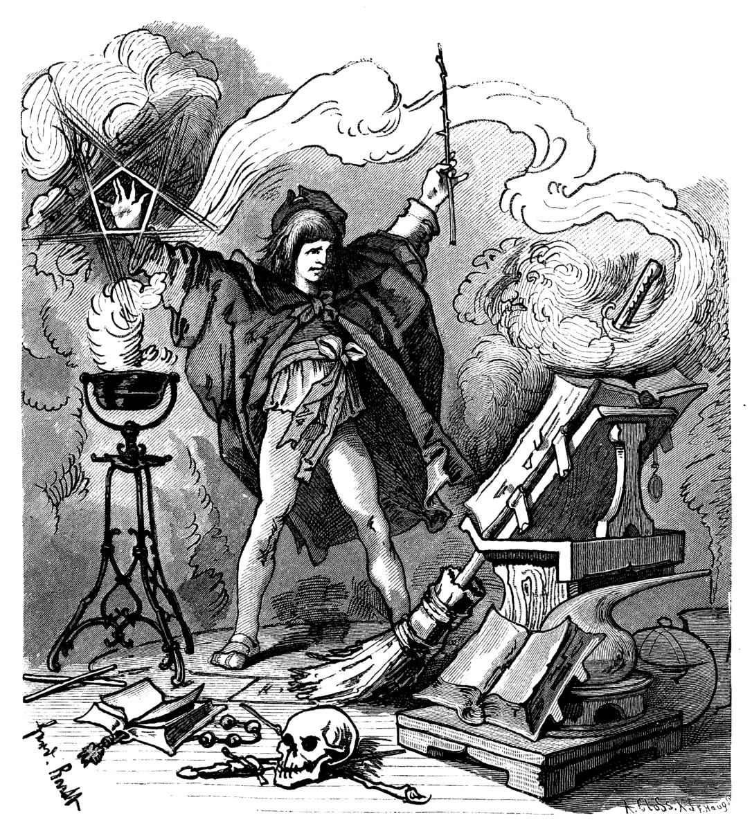 vradžbine i magija